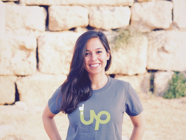 i'm extremely excited to be joining upwork as part of their growth team. (photographed by fares nimri)